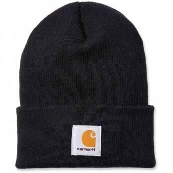 Carhartt Watch Hat Mütze black