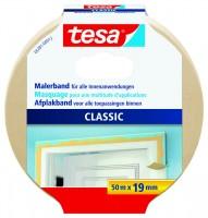 Tesa Malerband Classic 50 m x 19 mm