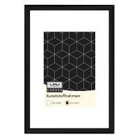 Casaya Kunststoffrahmen schwarz 13x18cm