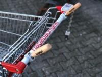 Einkaufswagengriff Schubsi