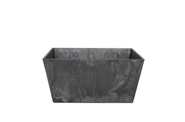 Artstone Schale Ella 30cm schwarz
