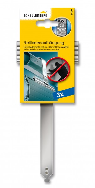 Schellenberg Rollladenaufhängung Maxi