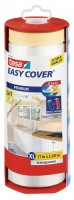 Tesa Easy Cover Premium XL - Abdeckfolie 17 m x 2600 mm Abroller, gefüllt