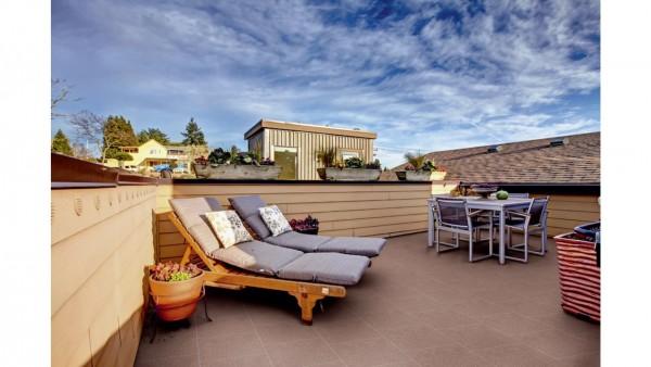Mr Gardener Terrassenplatte Morena rot