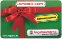 hagebau Gutscheincard 10,00€ Geschenk