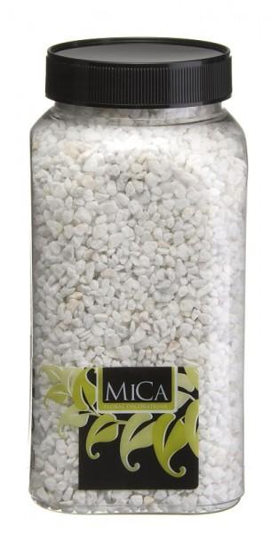 Mica Dekokisel weiß 1kg