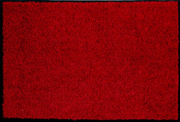 Astra Fußmatte ProperTex uni rot