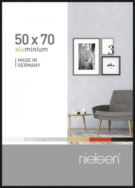 Nielsen Bilderrahmen Pixel schwarz 50x70cm