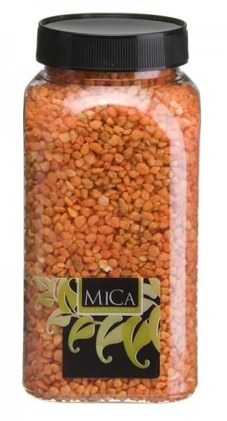 Mica Dekokiesel orange