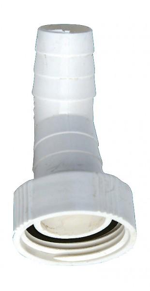 Winkel-Schlauchverschraubung 1 Z, 45 Grad, 20-24 mm IG