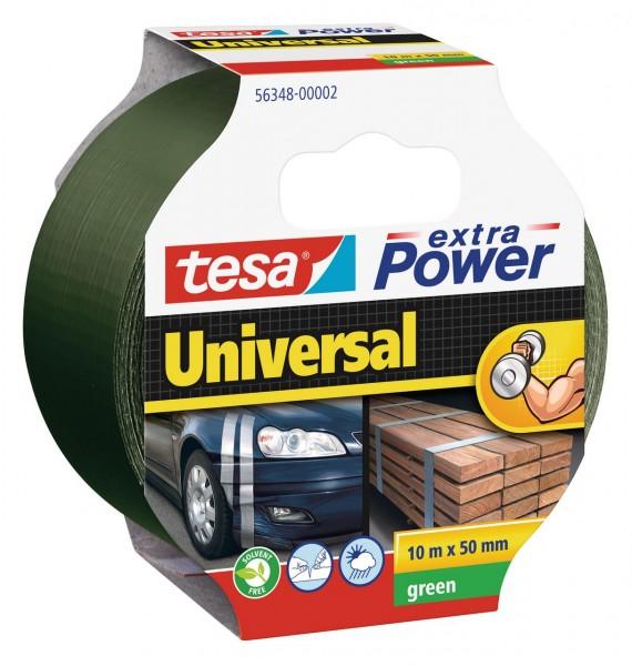 Tesa Extra Power universal 10 m x 50 mm grün