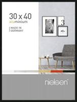 Nielsen Bilderrahmen Pixel schwarz 30x40cm