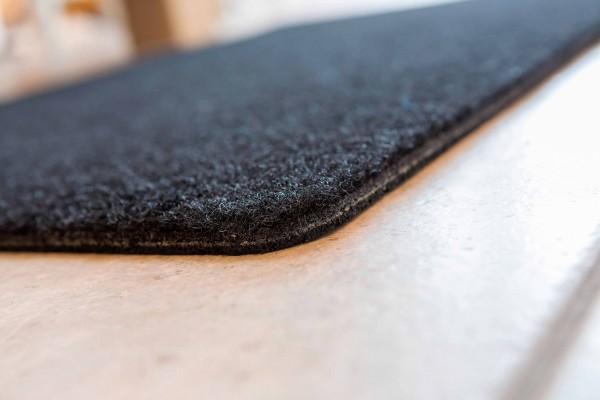 Fußmatte Power Rib von Golze in schwarz 40x60cm