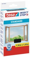 Tesa Klett Standard Fenster 1,3x1,5 m anthrazit