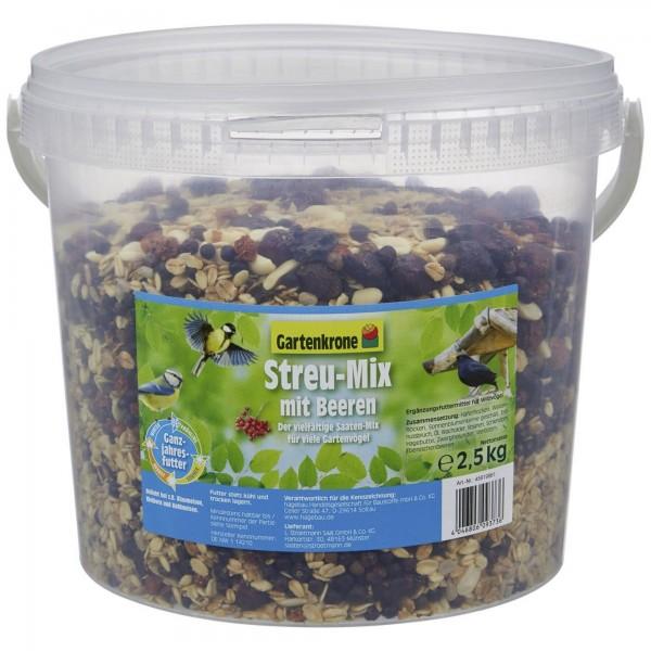 Gartenkrone Streumix Beere 2,5kg
