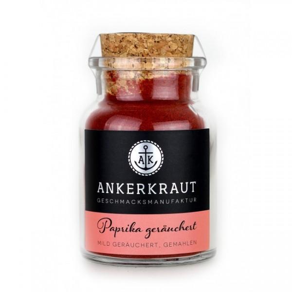 Ankerkraut  Geräucherte Paprika Korkglas