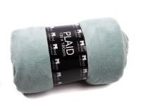 Fleece Decke mint 130x180cm