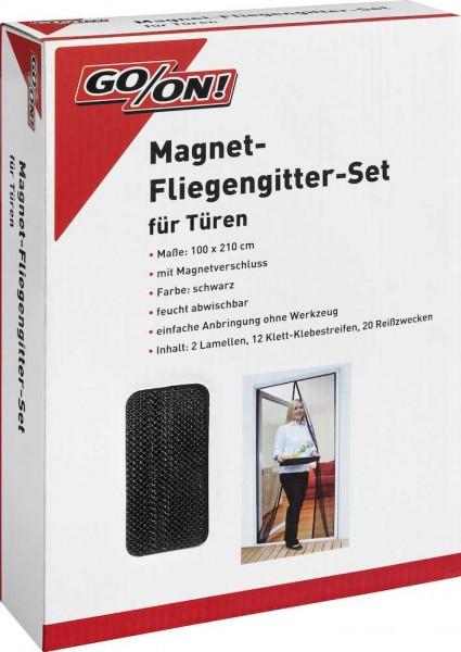 Go/On Fliegengitter-Türvorhang