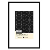 Casaya Kunststoffrahmen 18x24cm schwarz