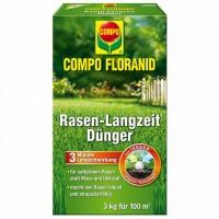 Compo Floranid Rasenlangzeitdünger 3kg