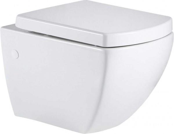 Wellwater WC-Set spülrandlos eckig