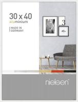 Nielsen Bilderrahmen Pixel weiß 30x40cm