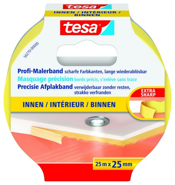 tesa Malerband Innen 25mx25mm
