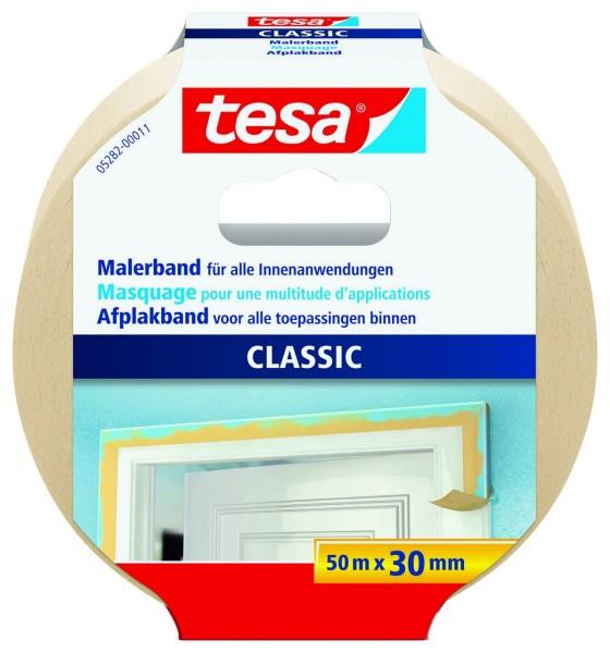 Tesa Malerband Classic 50 m x 30 mm