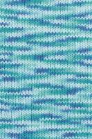 Gründl Garn Cotton Quick Print acqua multicolor