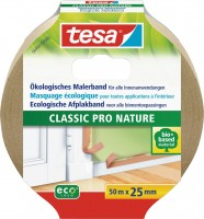 Tesa Malerband Classic Pro Nature 50 m x 25 mm