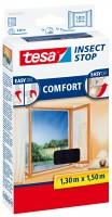 tesa Insect Stop Comfort Fliegengitter 1,3x1,5m anthrazit