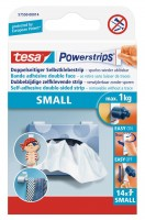 Tesa Powerstrips small 14 Strips, max. 1Kg